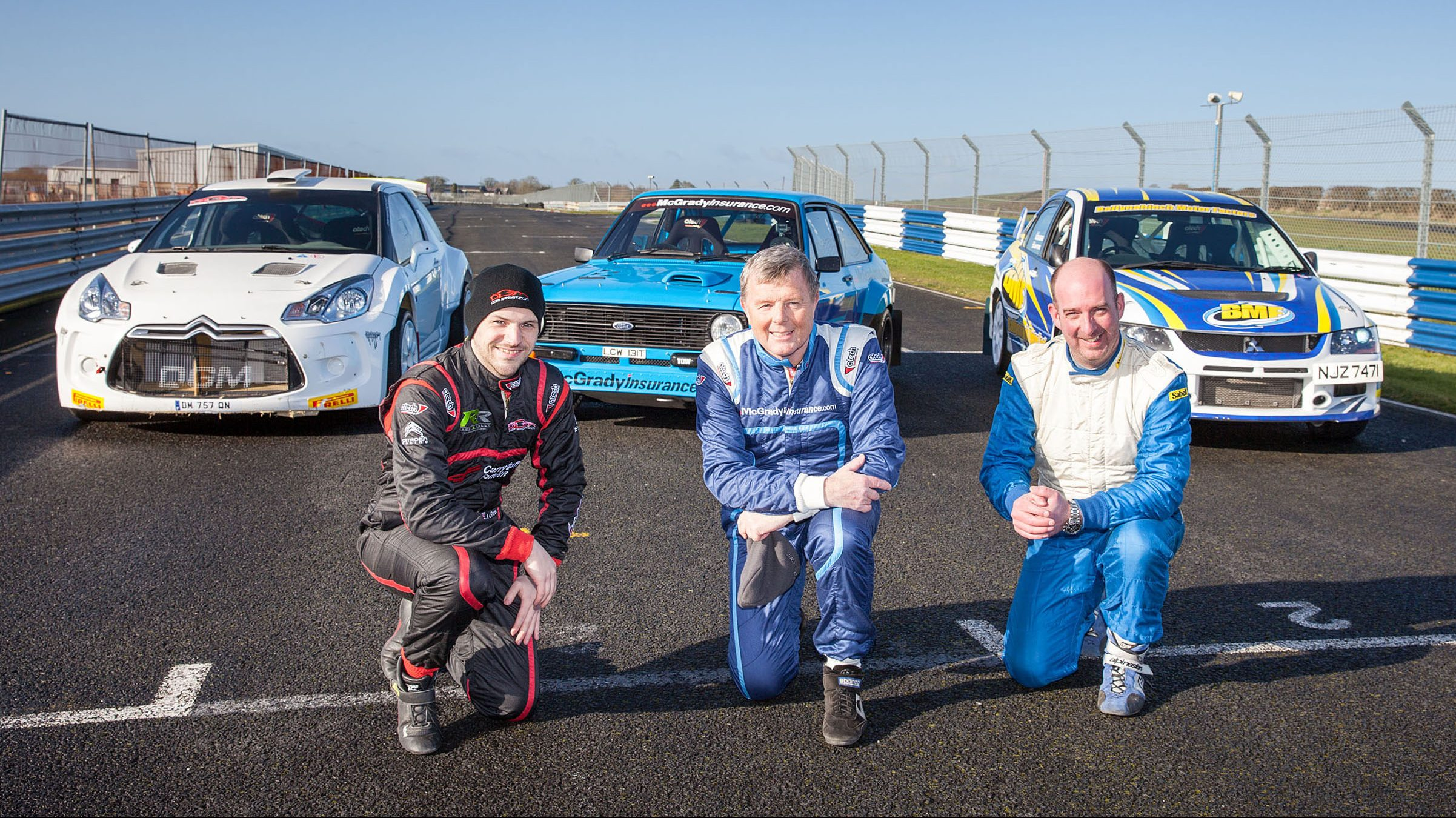 2018 launch at Kirkistown