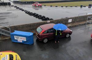 Rain at Bishopscourt
